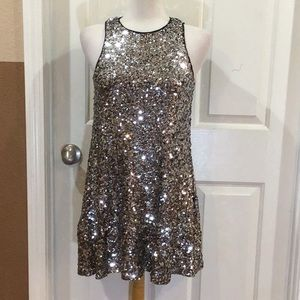 GB Sequin Dress